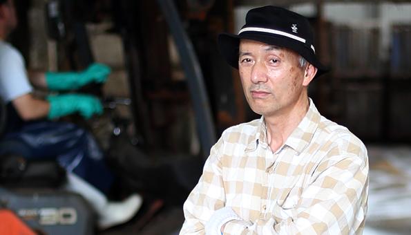 第一工場原材料管理 川口 弘